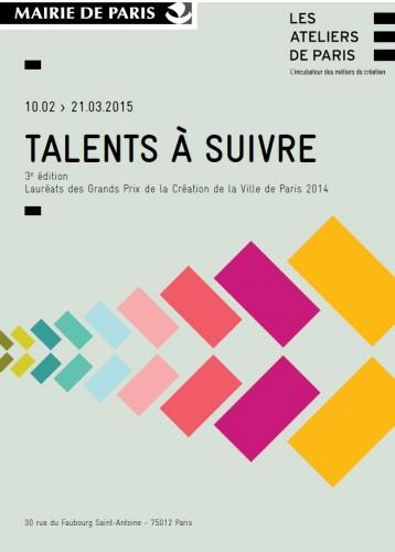 Invitation Talents à suivre