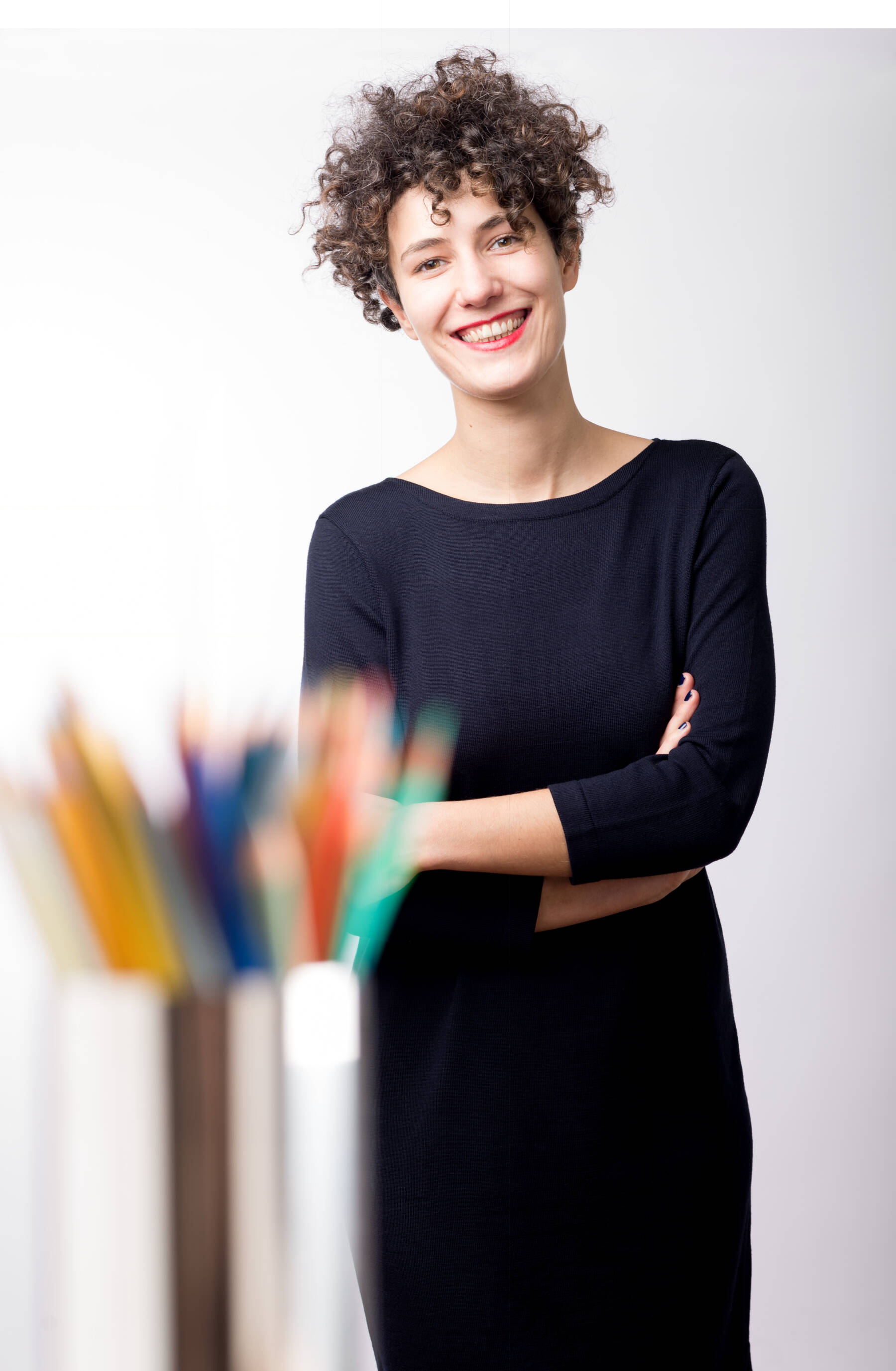 Portrait de Lili Gayman