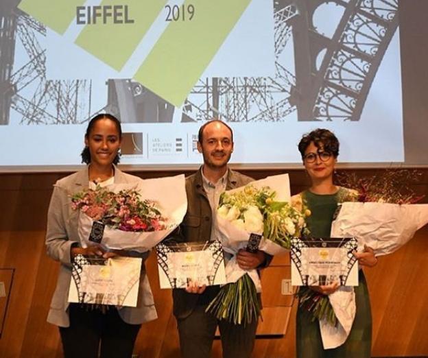 Les lauréats du Prix du Design Tour Eiffel 2019