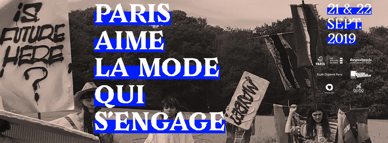 Paris aime la mode qui s'engage