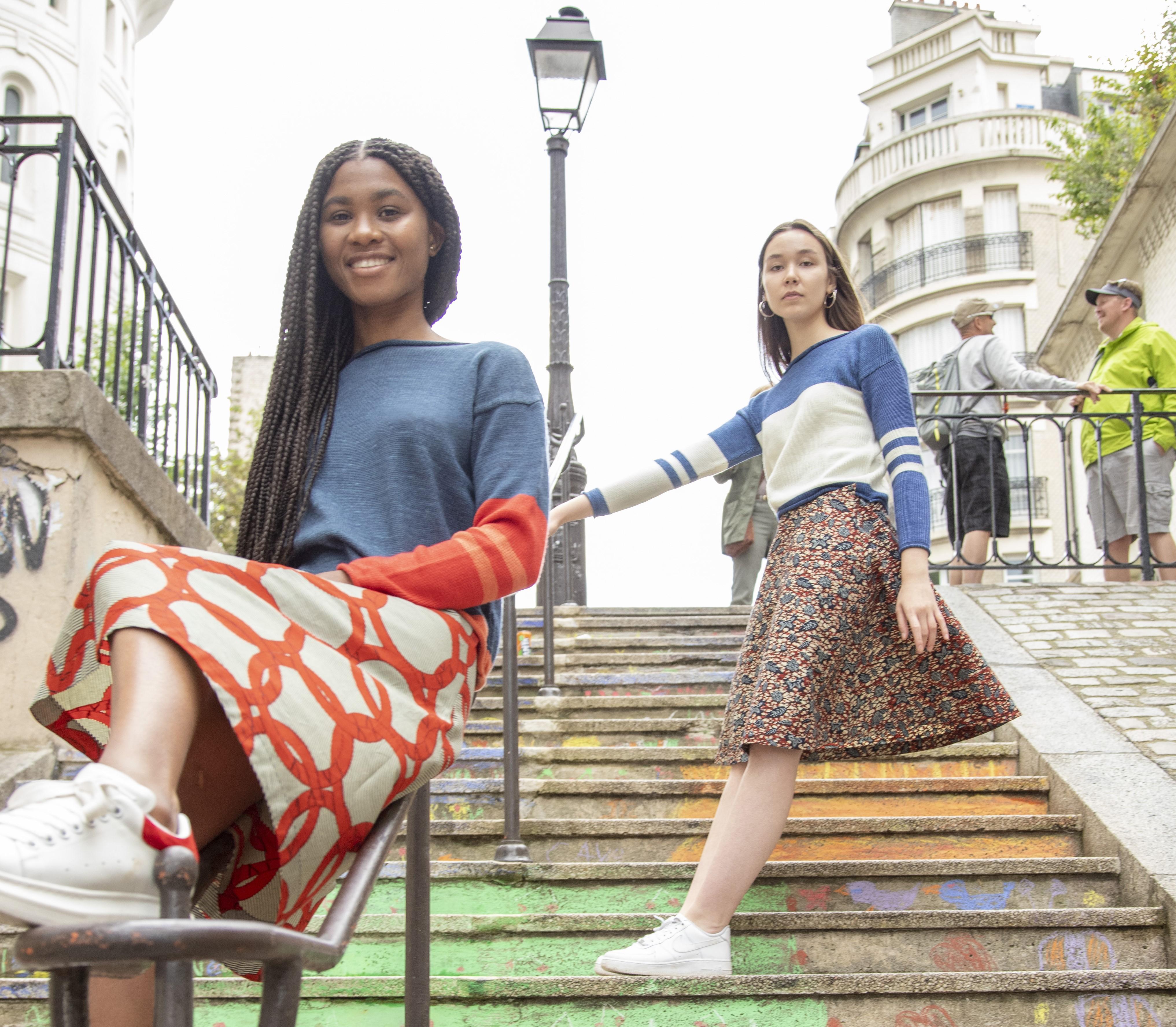 La Jupe Du Succès d'Iris Singer emménage à Montmartre
