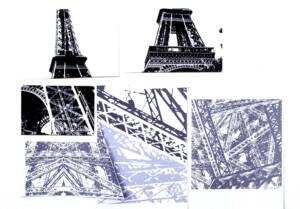Les motifs de Lucie Touré récompensé au Prix du Design Tour Eiffel
