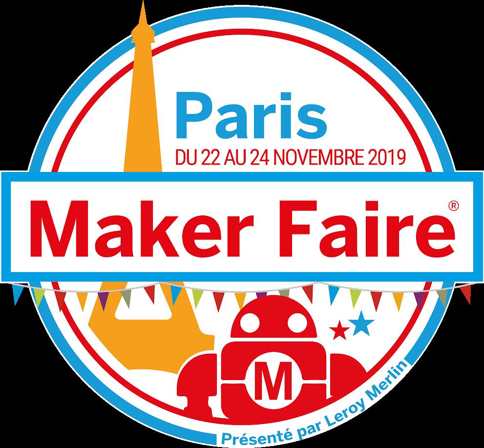 Maker Faire Paris, du 22 au 24 novembre