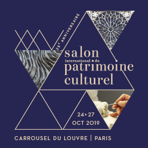 Le Salon International du Patrimoine 2019