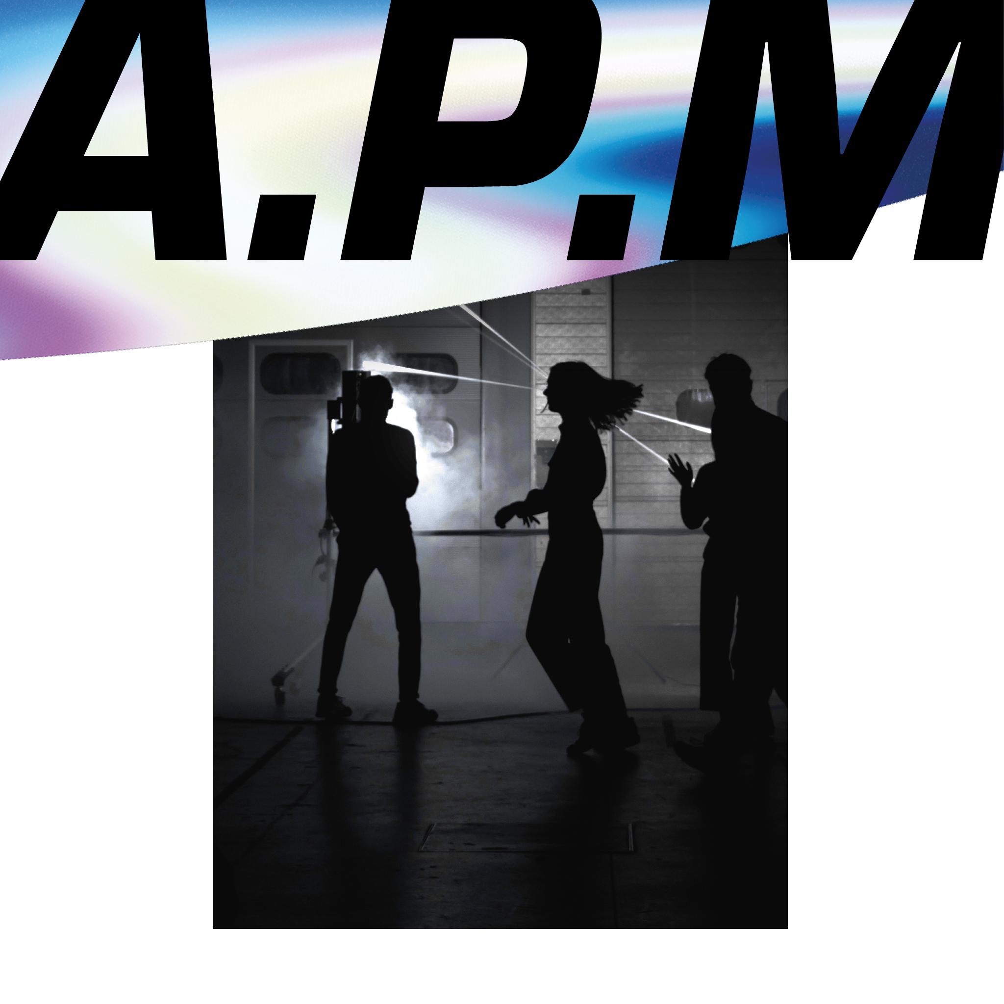 Units expose son installation A.P.M au Musée des Arts décoratifs et du Design du 28 Janvier au 1er Mars