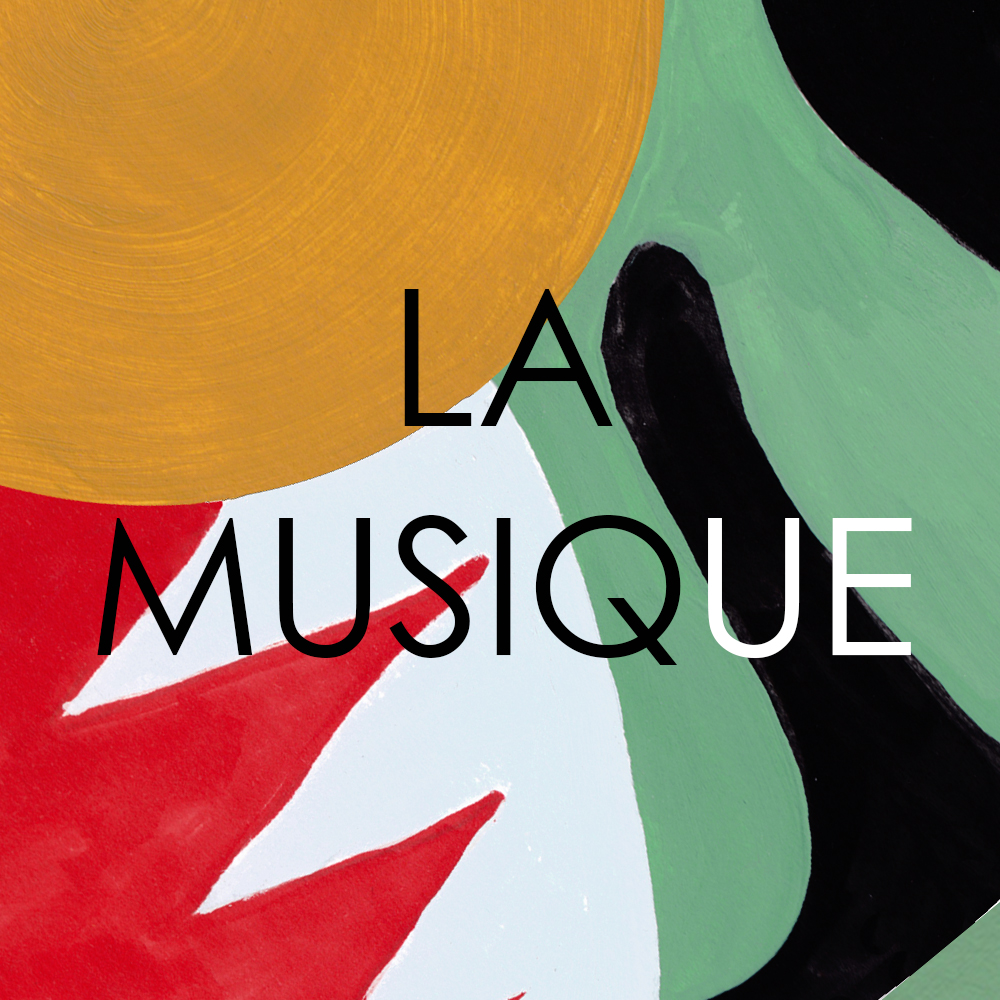 La Musique, collaboration entre Maison Matisse et Marta Bakowski