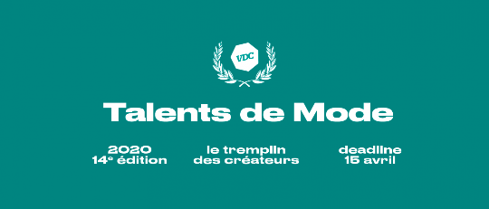 Talents de Mode 2020