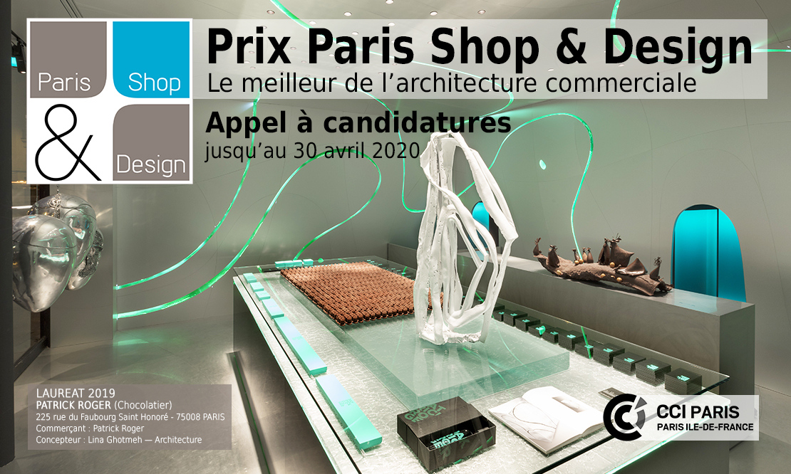 Prix Paris Shop & Design