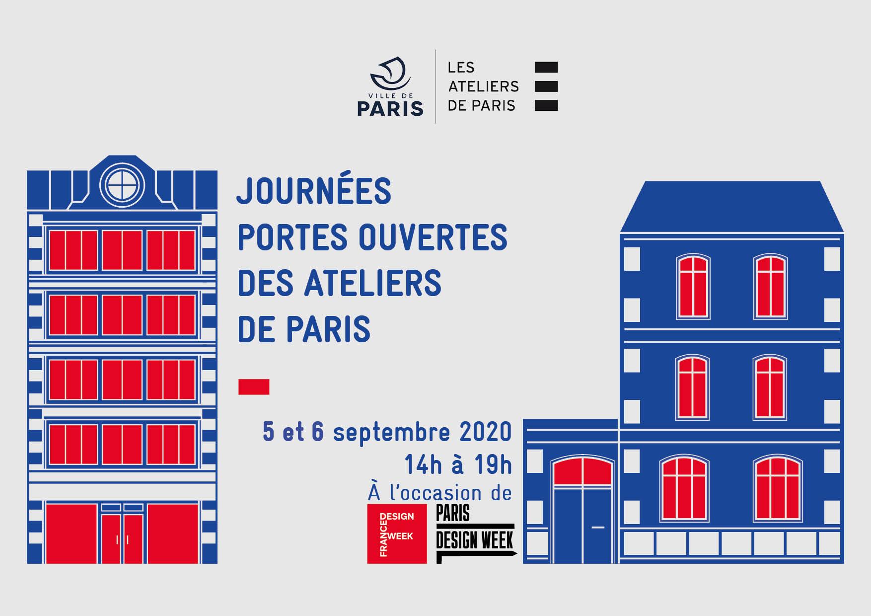 Journées portes ouvertes des Ateliers de Paris