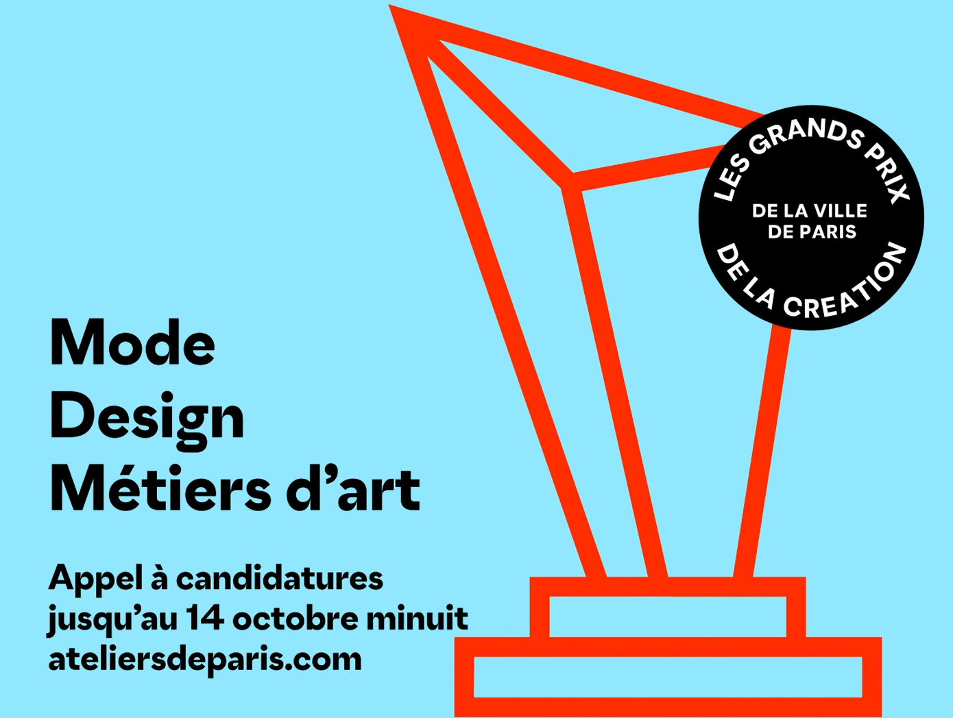 Les membres du jury des Grands Prix de la Création de la Ville de Paris 2020