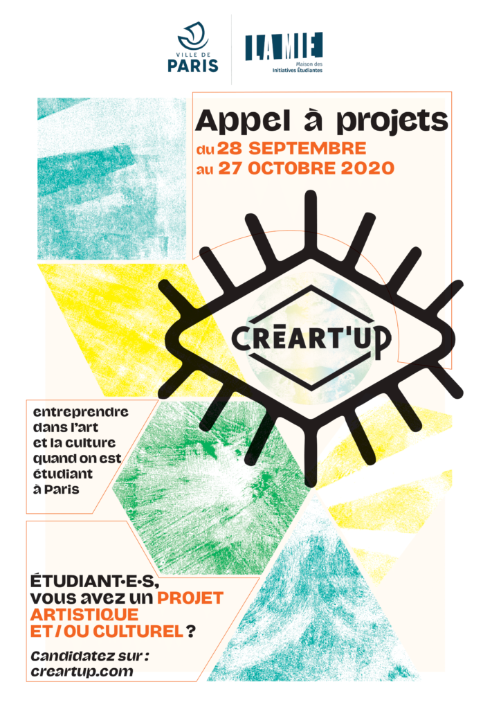 appel à projets creart'up