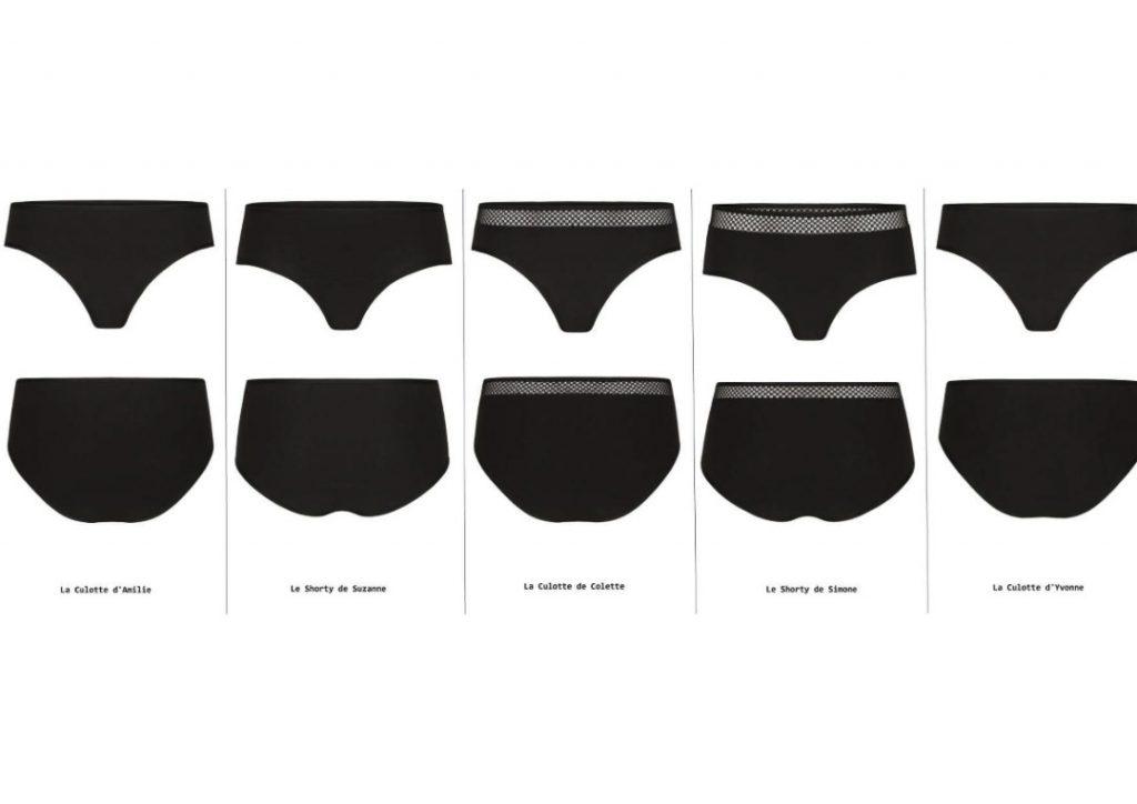 Culottes Menstruelles par La Culotte Parisienne