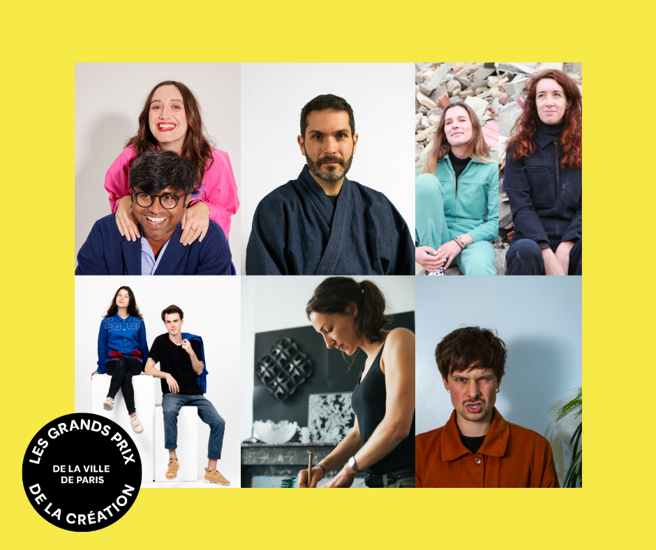 Les lauréats des Grands Prix de la Création 2020