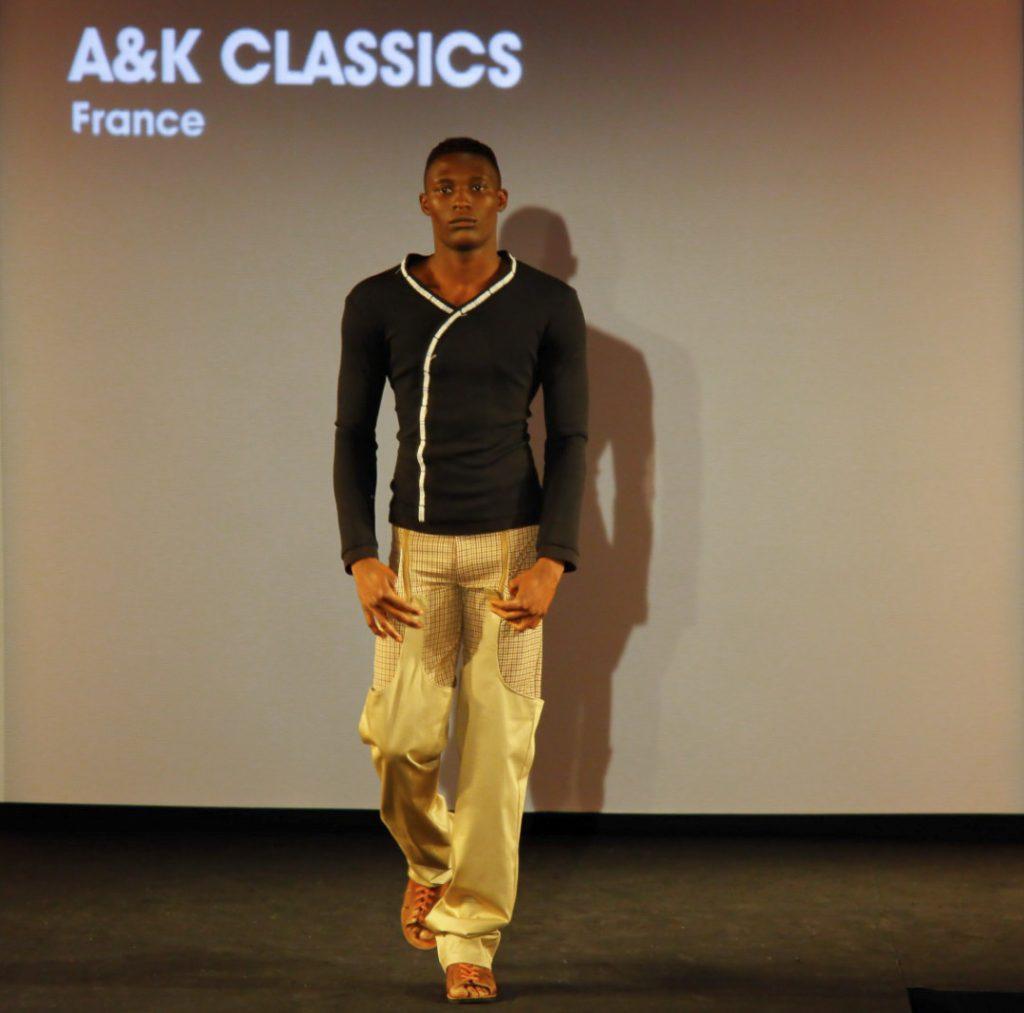 Short Pantalon par A&K Classics