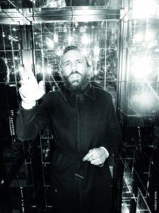 Portrait de Mathias Kiss, président du jury Métiers d'art, © Wendy Bevan