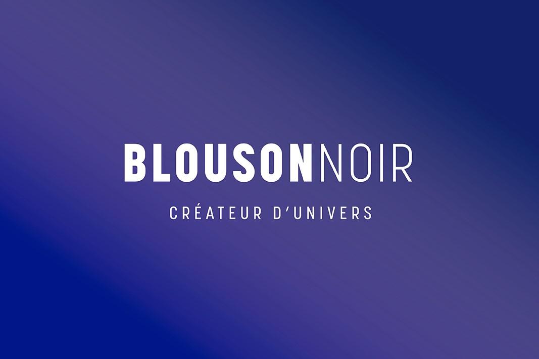 BLOUSON NOIR, de Sophie Poupaert