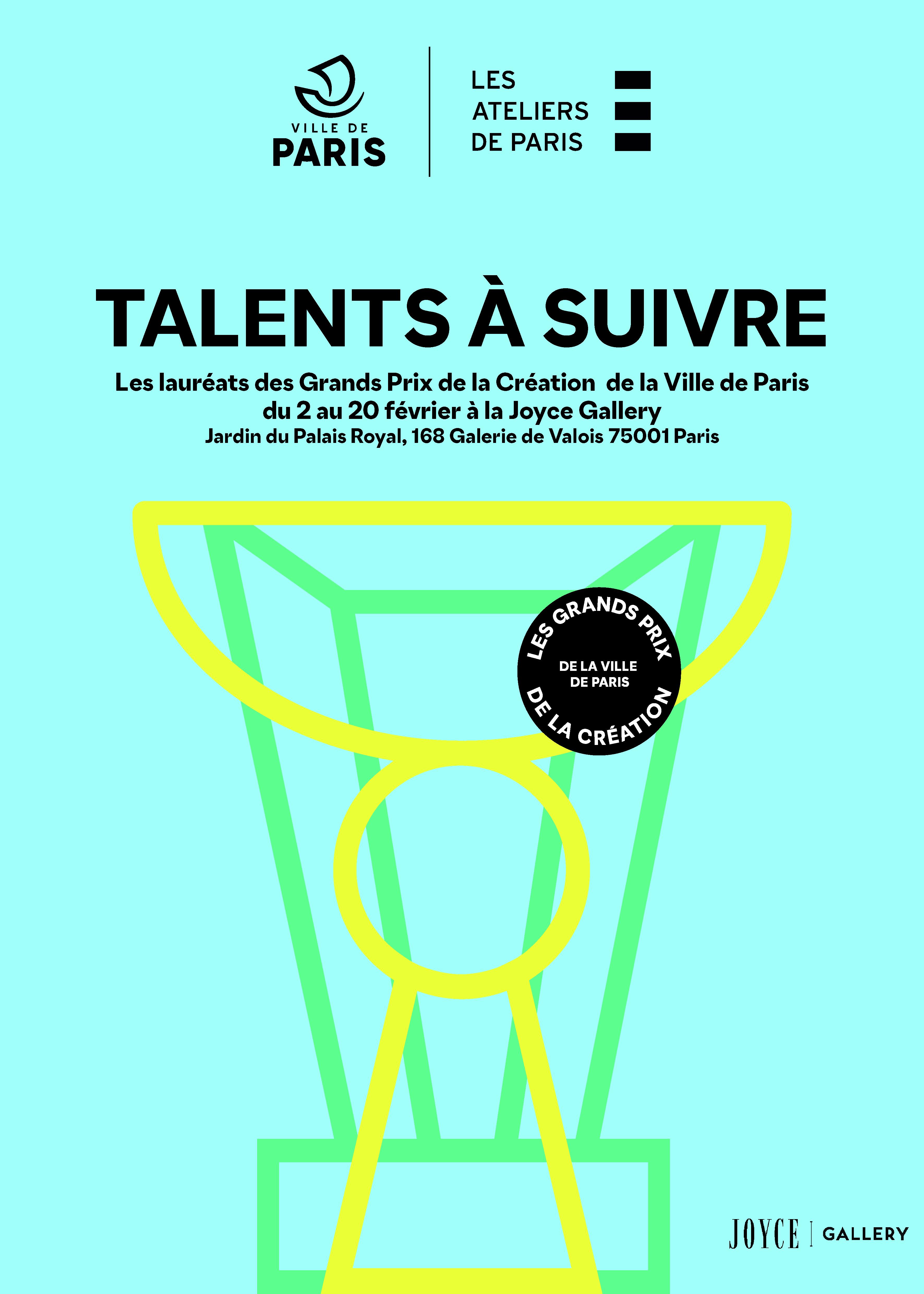 Talents à Suivre 2021 Invitation