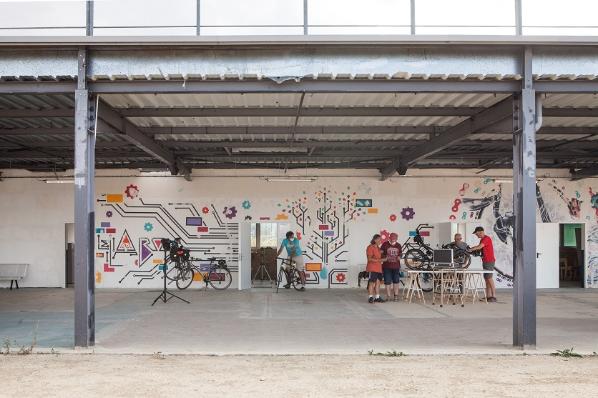 Appel à candidatures - Soutien aux initiatives d'urbanisme transitoire