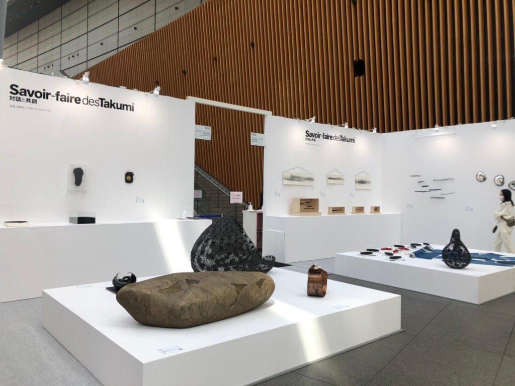 Savoir-Faire des Takumi à la Tokyo Art Fair