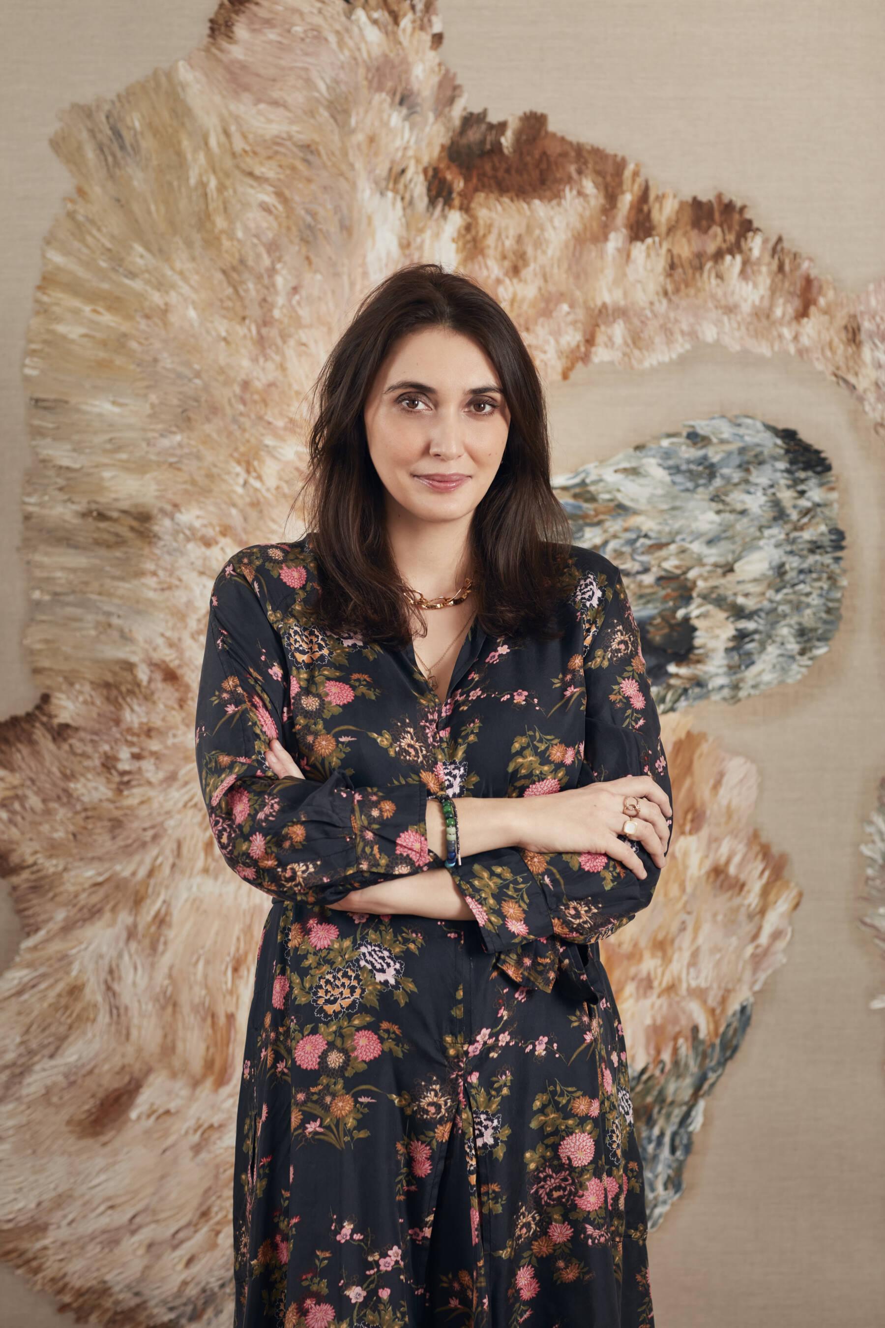 Laura Gonzalez, présidente du jury métiers d'art
