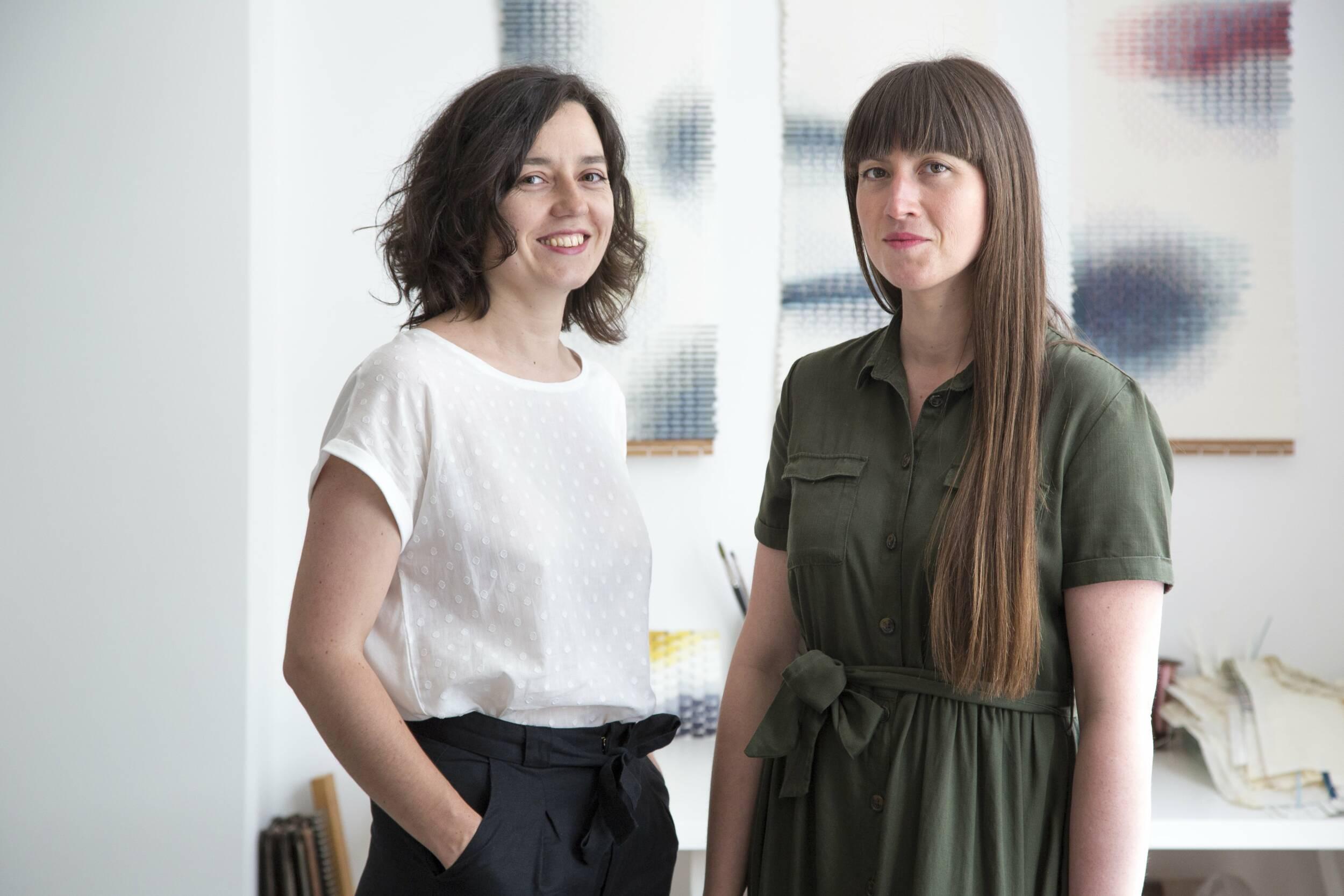 Lily Alcaraz et Léa Berlier © Florent Mulot